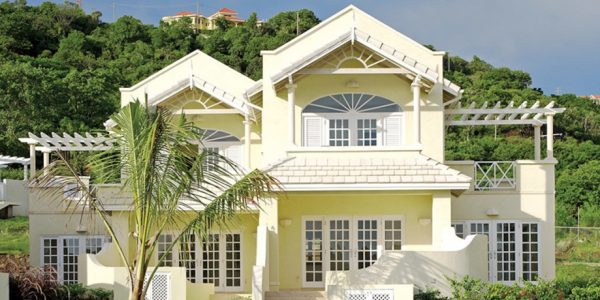 st lucia villas on the green